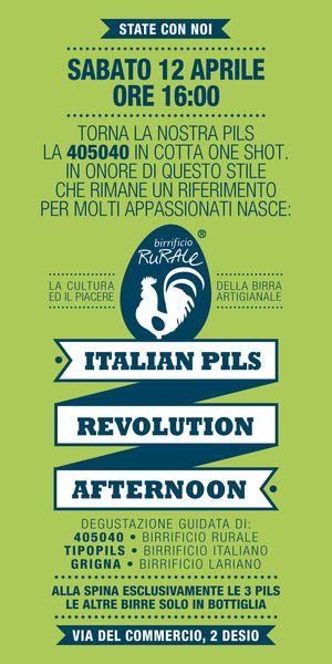 01-Italian Pils Revolution Afternoon