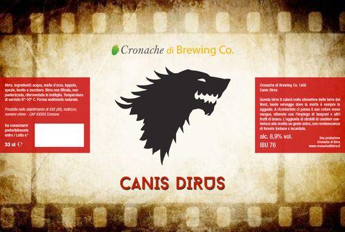 Canis-Dirus