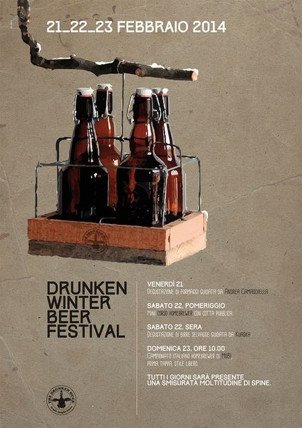 drunken winter fest