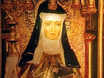 Hildegard+statue