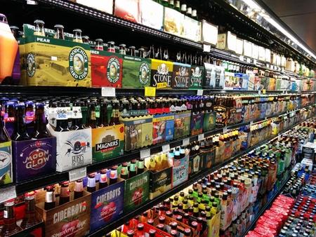 La sconfinata selezione di birre craft (e non solo) del Whole Foods di Union Square