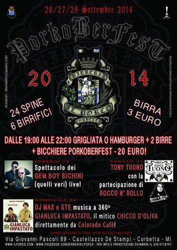 porcoberfest