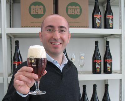 Il B94 di Raffaele Longo operò per anni come semplice beer firm (foto: Mondobirra.org)
