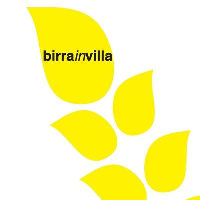 Logo Birra in Villa