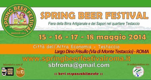 spring beer fest