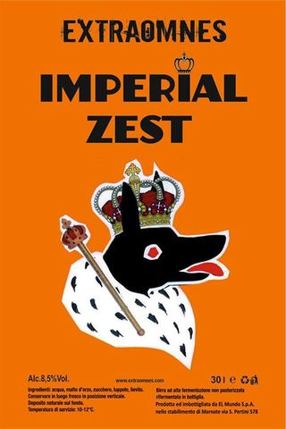 imperial zest