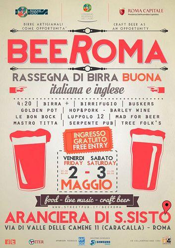 BeeRoma_locandina
