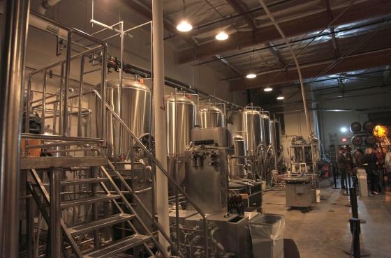 Img01 - Impianto birrificio