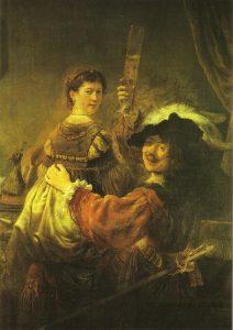 Rembrandt-e-Saskia