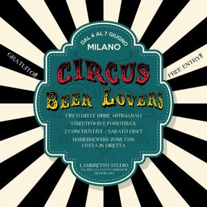 circus beer lovers