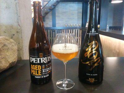 Due birre della linea Petrus