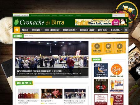 Cronache di Birra   Il blogzine italiano sulla birra artigianale