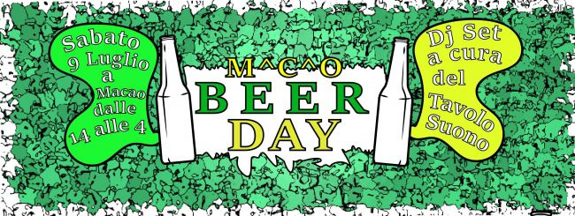 macao beer day