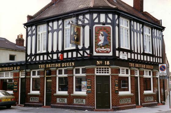 Img1 - English Pub