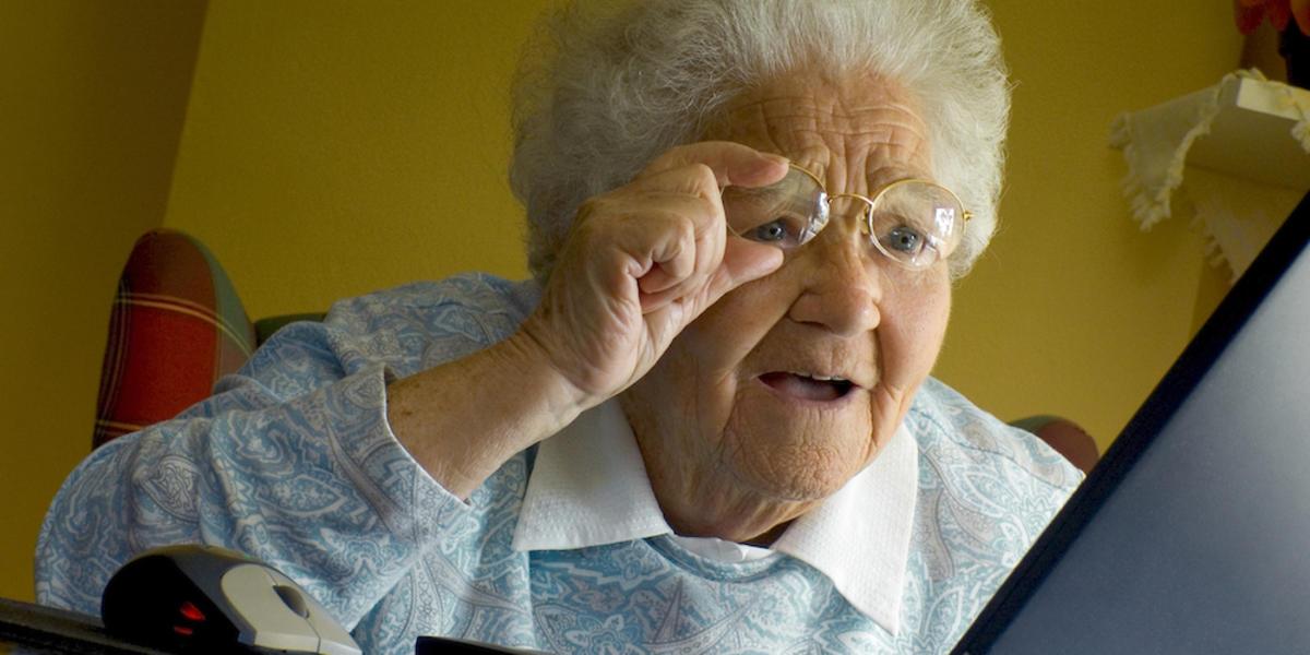 Se lo dice la nonna…