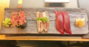 Birra, sushi e non solo: prove di abbinamento con una declinazione di cucina giapponese